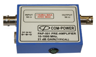 Com-Power PAP-501 Preamplifier