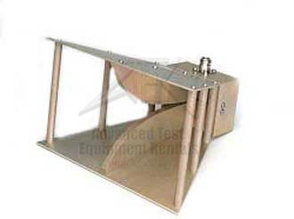 Com-Power AHA-118 Active Double Ridged Horn Antenna, 1 - 18 GHz