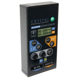 Rent Crystal Engineering IS-33 Digital Pressure Calibrator 3000 PSIG