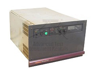 Rent Sorensen DCR16-625T5 16 Volt, 625 Amp, 10 KW DC Power Supply