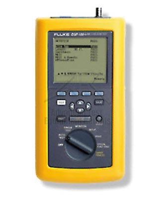 Dsp100 Fluke Networks Test Equipment Atec Rentals