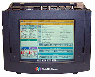 Digital Lightwave ASA-312 Network Information Computer