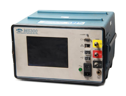Doble M5300 Sweep Frequency Reponse Analyzer
