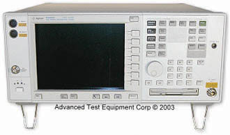 Rent Agilent E4406A RF Vector Signal Analyzer (VSA)