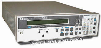 Agilent / HP E4916A Crystal Impedance Meter