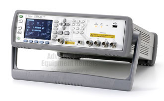 Rent Agilent E4980A 20 Hz to 2 MHz, Precision LCR Meter