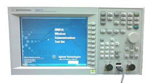 Agilent E6601A Wireless Communication Test Set %>