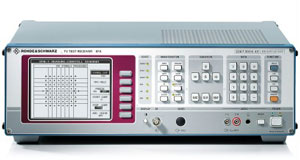 Rohde & Schwarz EFA Digital Demodulation System  %>