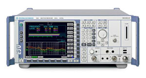 Rent Rohde & Schwarz ESU40 CISPR 16-1-1 EMI Analyzer and Test Receiver, 20 Hz to 40 GHz