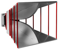 Rent ETS-Lindgren 3106 Double-Ridged Waveguide Horn