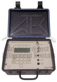 Rent Echelon PLCA-20 Power Line Communications Analyzer