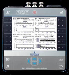 Csi 2140 Emerson Vibration Analyzers Atec Rentals