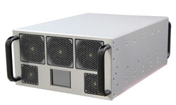 Rent, lease, or rent to own Empower 2126 Solid State Broadband High Power Amplifier 20 MHz - 500 MHz, 1000 W