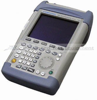 Rent Rohde & Schwarz FSH3 100 kHz to 3 GHz, Handheld Spectrum Analyzer