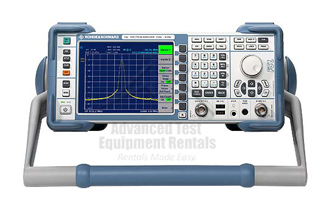 Rohde & Schwarz FSL3 RF Spectrum Analyzer, 9 kHz to 3 GHz (2)