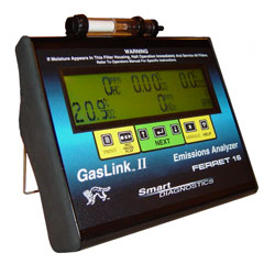 Rent Ferret V016-01 GasLink II 5-Gas Analyzer