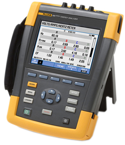 Rent Fluke 433 Three-Phase Power/Electrical Meter