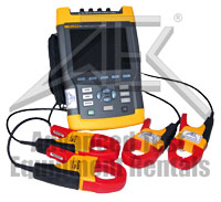 Rent Fluke 434 3-Phase Power/Electrical Meter