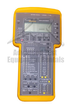 Rent Fluke 635 QuickBERT-T1 Bit Rate Error Test