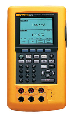 Rent Fluke 741B Documenting Process Calibrator %>