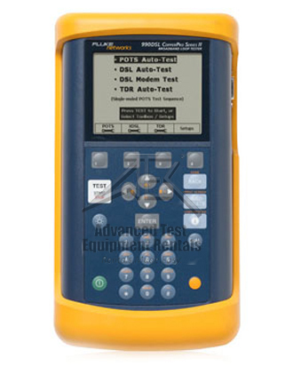 Tescom 990DSL CopperPro Loop Tester
