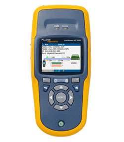 Rent NetScout LinkRunner AT 2000 Network Auto-Tester