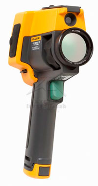 Fluke TIR27 Building Diagnostic Thermal Imager %>