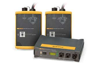 Rent Fluke 1740 Series Three-Phase Power Quality Loggers