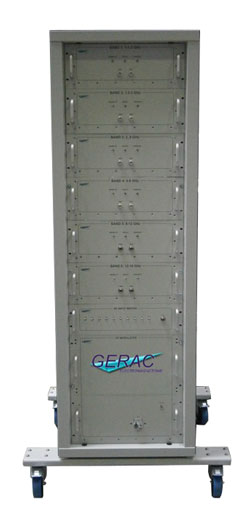 Rent GERAC Pulse Amplifiers