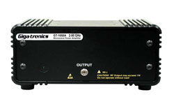 Giga-tronics GT-1050A Microwave Power Amplifier, 2 GHz - 50 GHz
