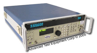 Gigatronics RT1009N Radar Test  %>