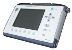 Rent Geophysical SIR-3000 High-Performance Single-Channel GPR Data Acquisition System