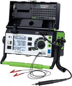 Rent Gossen Metrawatt M693D SecuLife ST HV Portable Safety Tester for IEC 60601-1-2