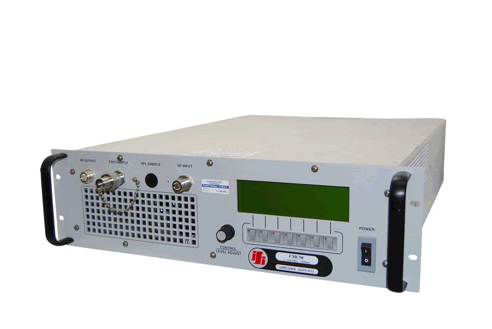 Rent IFI CMC50 1 MHz - 1 GHz, 50W Solid State RF Amplifier