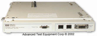 HP Agilent J2309B Ethernet Token Ring Undercradle