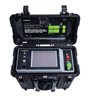 Kaelus iQA-700HC Portable Passive Intermodulation Analyzer %>