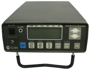 Rent Krautkramer Branson CL304 Portable Ultrasonic Thickness Gauge