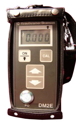 Rent Krautkramer Branson DM2E Handheld Ultrasonic Thickness Gauge