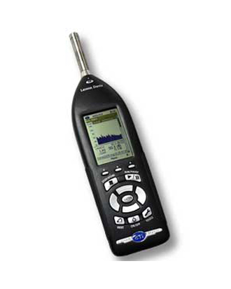 Rent Larson Davis 831 Class 1 Sound Level Meter %>
