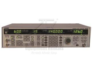 Leader 3216 AM/FM Stereo Signal Generator
