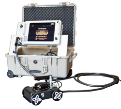 Rent MALA CX-12 Ground Penetrating Radar