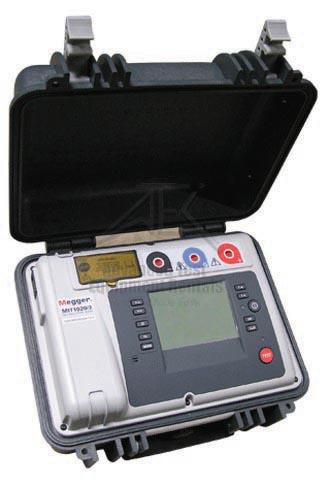 Rent Aemc 5060 5000v Digital Analog Megohmmeter Advanced Test Equipment Rentals