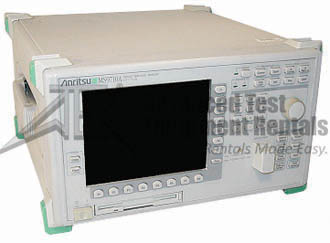 Anritsu MS9710A-03 Optical Spectrum Analyzer