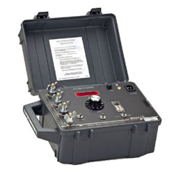 Rent, lease, or rent to own Megger 247001 Digital Low Resistance Ohmmeter Single-Pak 10 A