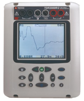 Rent Megger CFL535F TDR - Time Domain Reflectometer