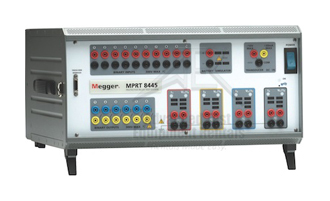 Megger MPRT8445 Protective Relay Test System