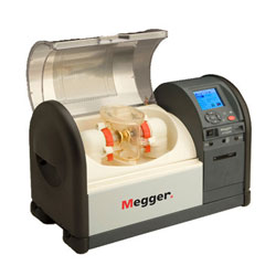 Rent Megger OTS60PB 60 kV Portable Oil Tester