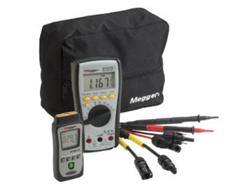 Megger PVK320 Photovoltaic Kit with Multimeter