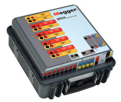Rent Megger SMRT410 Relay Test System
