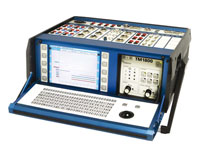 Megger  TM1800 Circuit Breaker Analyzer System with DualGround